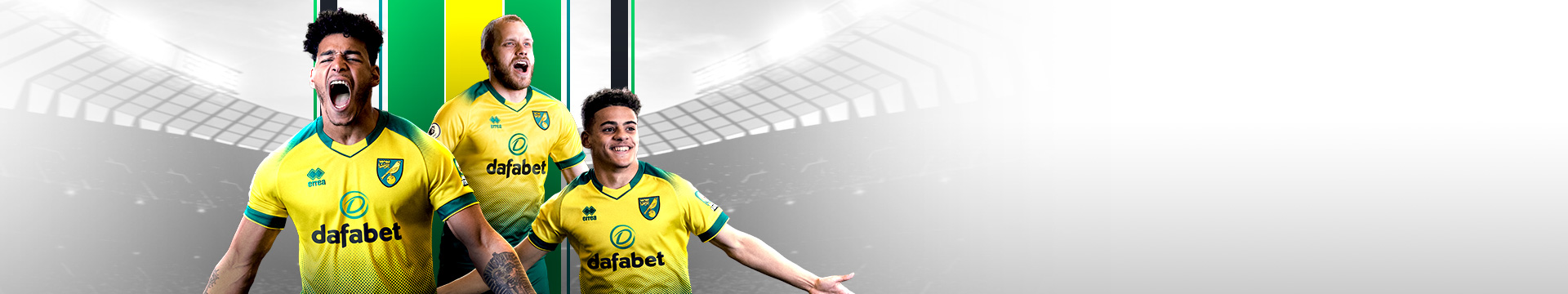 Cheer for Norwich City FC to WIN